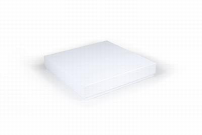 Luxe box wit (2 stuks)