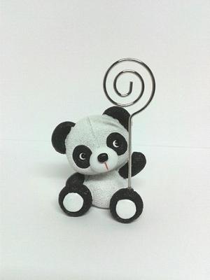 Pandabeer fotoclip