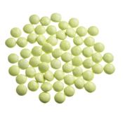 Mini smarties confetti grasgroen gelakt 1 kg