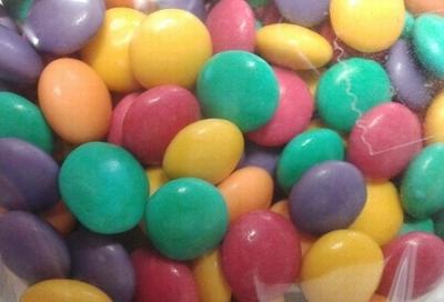 Mini smarties confetti mix party 1 kg