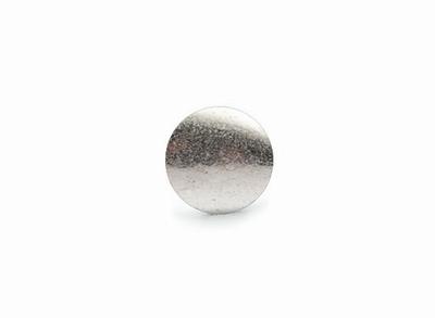 Smarties XS (mini smarties) metallic zilver 1 kg