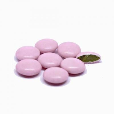Confetti Smarties Babyroos Gelakt 1 kg