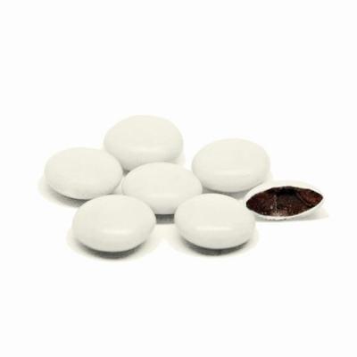 Confetti Smarties Ivoor Gelakt 1 kg