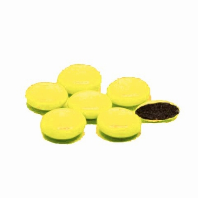 Confetti Smarties Kanariegeel Gelakt 1 kg