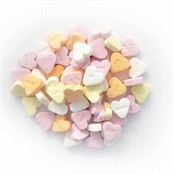 Suiker Hartjes Mini 1kg
