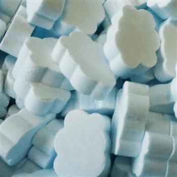 Lollywood Colors Dextrose Blauwe Wolken 1kg