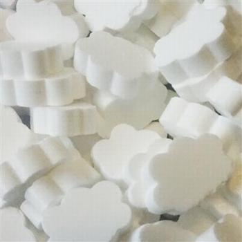 Lollywood Colors Dextrose Witte Wolken 1kg