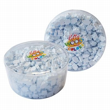 Lollywood Colors Dextrose Wolken Blauwe Tubo 850 gram