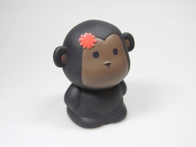 Boboo Aap mini spaarpot