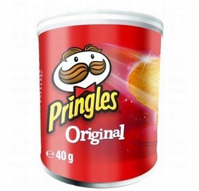 Pringles Pocket Original Zout 40 gram