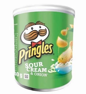 Pringles Pocket Sour Cream 40 gram