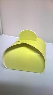 Bonbondoosje licht groen - € 0,80 /stuk - vanaf 10 stuks