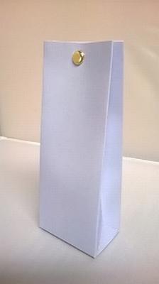 Laag tasje baby blauw - € 0,80 /stuk - vanaf 10 stuks