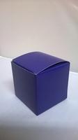 Kubus fel dark blue - € 0,80 /stuk - vanaf 10 stuks
