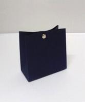 Breed tasje IR nachtblauw - € 0,80 /stuk - vanaf 10 stuks