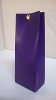 Laag tasje night purple - € 0,80 /stuk - vanaf 10 stuks