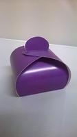 Bonbondoosje violet - € 0,80 /stuk - vanaf 10 stuks