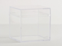 Plexi kubus 6x6x6 cm