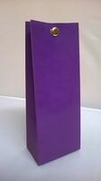 Laag tasje violet - € 0,80 /stuk - vanaf 10 stuks