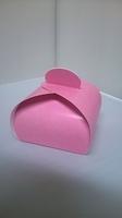 Bonbondoosje pink roze - € 0,80 /stuk - vanaf 10 stuks