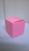 Kubus pink roze - € 0,80 /stuk - vanaf 10 stuks