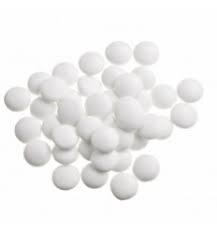Smarties confetti wit 1 kg
