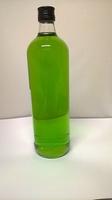 Jenever Banaan (limoenkleur) helder 1 liter 18%vol - afhalen