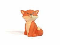 Cesar Fox oranje spaarpot large