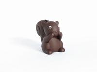 Betty Chocolat mini spaarpot (24 stuks)