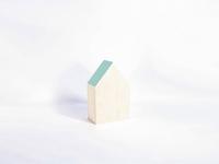 Naturalplus huisje klein mint (12 stuks)