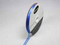 Luxe voile koningsblauw 10 mm 50 meter