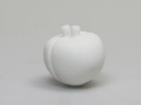 Pom wit magneet (24 stuks)