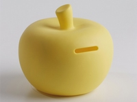 Pom soft yellow spaarpot large (2 stuks)