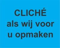 Cliché, indien wij uw geboortekaart ontwerpen