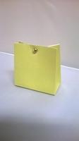 Breed tasje licht groen - € 0,80 /stuk - vanaf 10 stuks