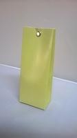 Laag tasje licht groen - € 0,80 /stuk - vanaf 10 stuks