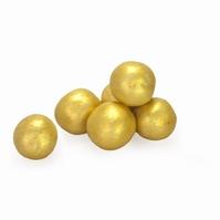 Choco choups parelmoer goud 2,5 kg