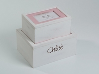 Foto box roze set 2-4