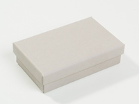 Inside out doosjes mastique geel patroon (24 stuks)