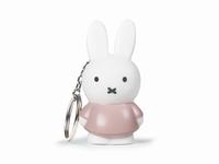 Nijntje poeder roze sleutelhanger 6 cm
