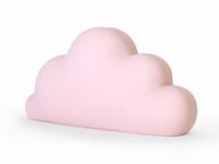 Dreams roze spaarpot large 18 cm (2 stuks)