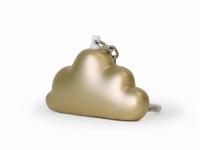 Dreams goud sleutelhanger 5,5 cm (12 stuks)