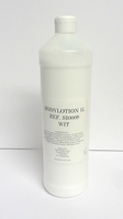 Vloeibare Bodylotion 1L wit