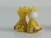Giraf mosterd magneet (24 stuks)