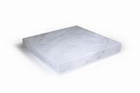 Luxe box grijs marmer xl (2 stuks)