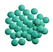 Mini smarties confetti emeraldgroen gelakt 1 kg