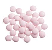 Mini smarties confetti roze gelakt 1 kg