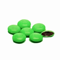 Confetti Smarties Lentegroen Gelakt 1 kg