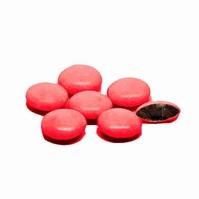 Confetti Smarties Rood Gelakt 1 kg