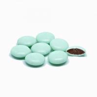Confetti Smarties Watergroen Gelakt 1 kg